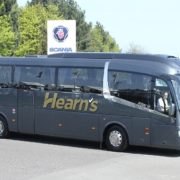 Our 53 seat executive coach